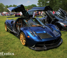 Picture of Huayra Tempesta