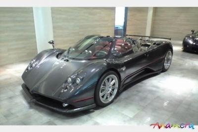Image of Pagani Zonda C12-F Clubsport Roadster
