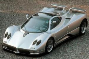 Picture of Pagani Zonda C12 S