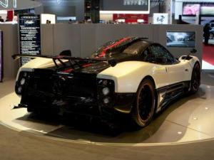 Photo of Pagani Zonda Cinque