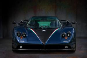 Picture of Pagani Zonda Tricolore