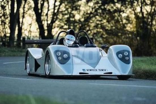 Image of Palmer Jaguar JP1 RS