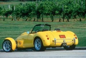 Photo of Panoz AIV Roadster