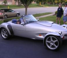 Picture of Panoz AIV Roadster