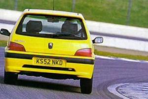 Picture of Peugeot 106 GTi/S16