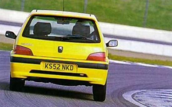 Image of Peugeot 106 GTi/S16