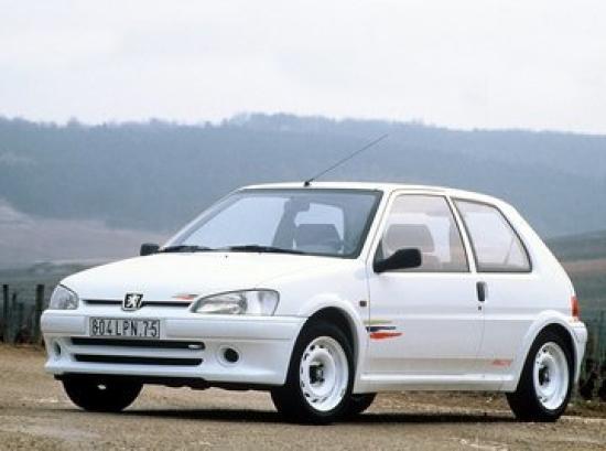 Image of Peugeot 106 Rallye