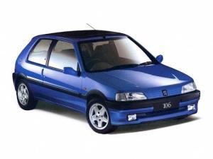 Photo of Peugeot 106 XSI