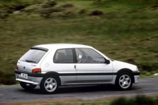 Image of Peugeot 106 XSI