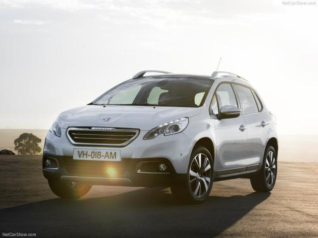 Image of Peugeot 2008 1.6 eHdi