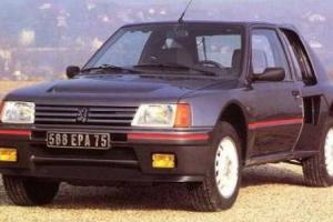 Picture of Peugeot 205 T16