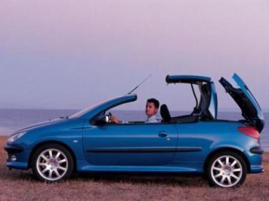 Image of Peugeot 206 CC