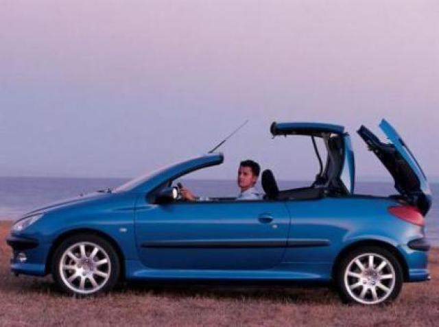 Image of Peugeot 206 CC