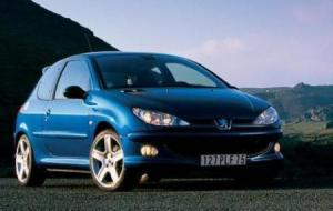 Photo of Peugeot 206 RC
