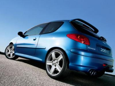 Image of Peugeot 206 RC