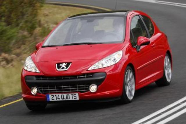 Image of Peugeot 207 150 Turbo