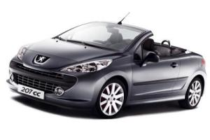 Picture of Peugeot 207 CC 120 VTi