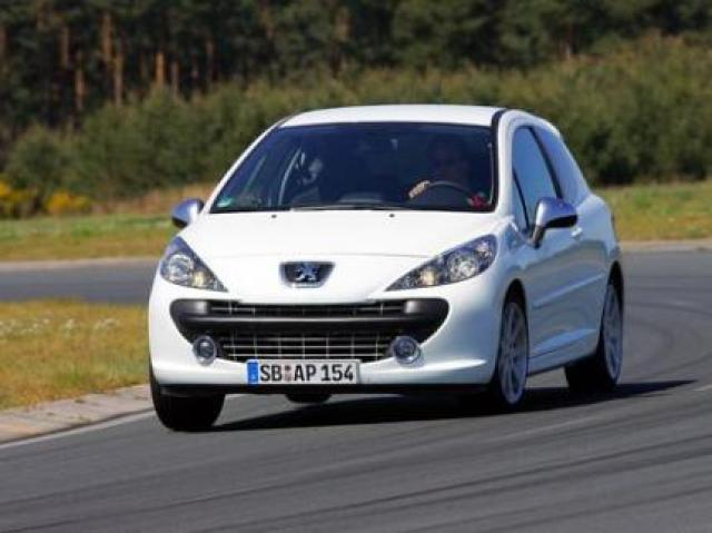 Image of Peugeot 207 RC