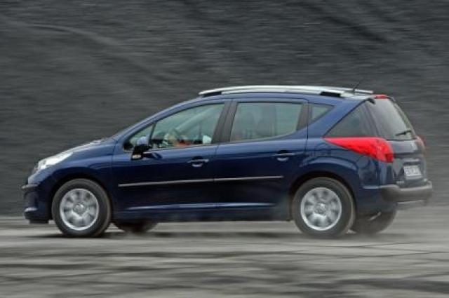 Image of Peugeot 207 SW Sport 120 VTi