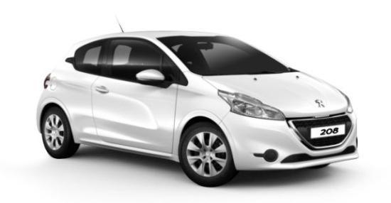 Image of Peugeot 208 1.4 HDi