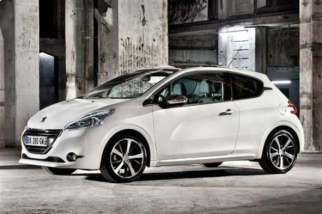 Image of Peugeot 208 THP 156