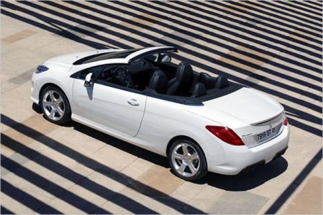 Image of Peugeot 308 CC 2.0 HDI FAP