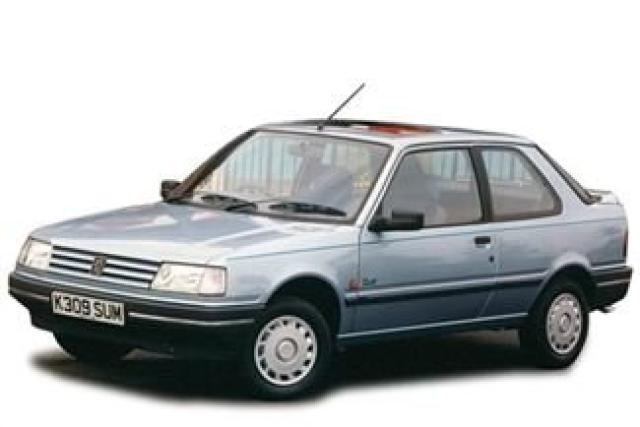 Image of Peugeot 309 1.4