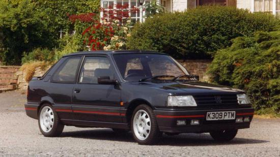 Image of Peugeot 309 GTI