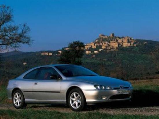 Image of Peugeot 406 Coupe 3.0