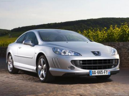 Image of Peugeot 407 Coupe 3.0 V6
