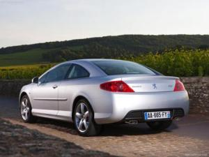 Photo of Peugeot 407 Coupe 3.0 V6