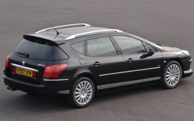 Image of Peugeot 407 SW HDi FAP 140
