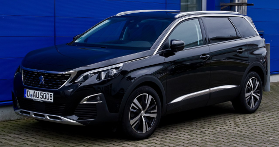 Image of Peugeot 5008 1.6 THP 165