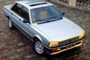 Picture of Peugeot 505 Turbo Injection