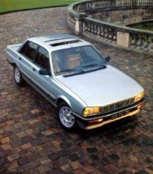 Image of Peugeot 505 Turbo Injection