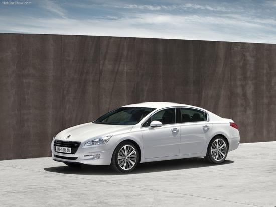 Image of Peugeot 508 156 THP