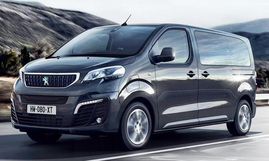 Image of Peugeot e-Traveller