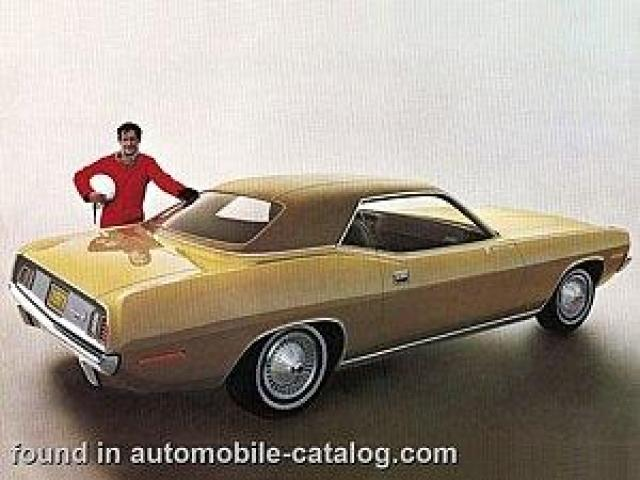 Image of Plymouth Barracuda Gran Coupe 318 V8