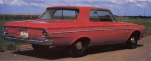 Photo of Plymouth Belvedere 426 Max Wedge