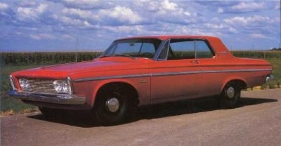 Image of Plymouth Belvedere 426 Max Wedge