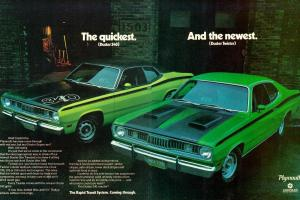 Picture of Plymouth Duster 340