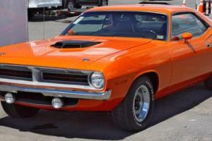 Picture of Plymouth HEMI Cuda