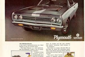 Picture of Plymouth Road Runner 440 Magnum