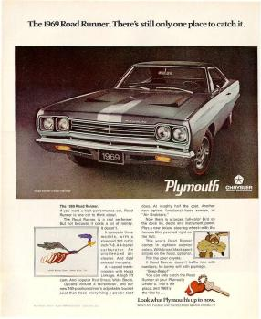 Image of Plymouth Road Runner 440 Magnum