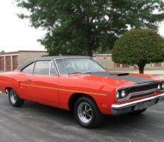 Picture of Road Runner Hemi
