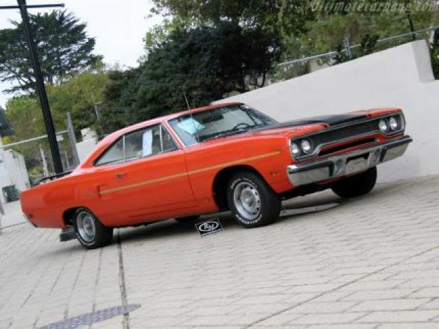 Image of Plymouth Roadrunner 383 HT Coupe