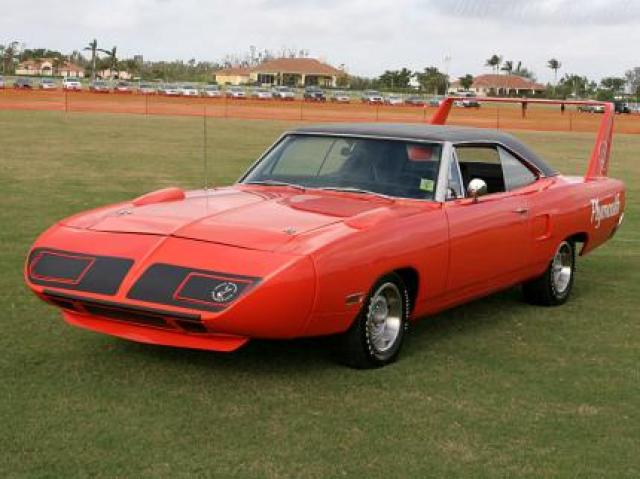 Image of Plymouth Roadrunner Superbird