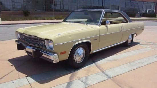 Image of Plymouth Scamp 318 V8