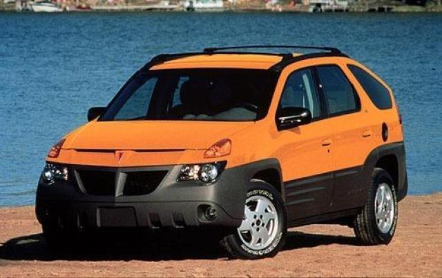 Image of Pontiac Aztek FWD
