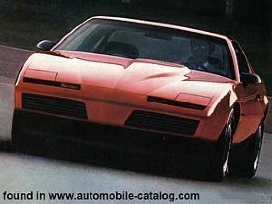 Image of Pontiac Firebird 2.8L V6